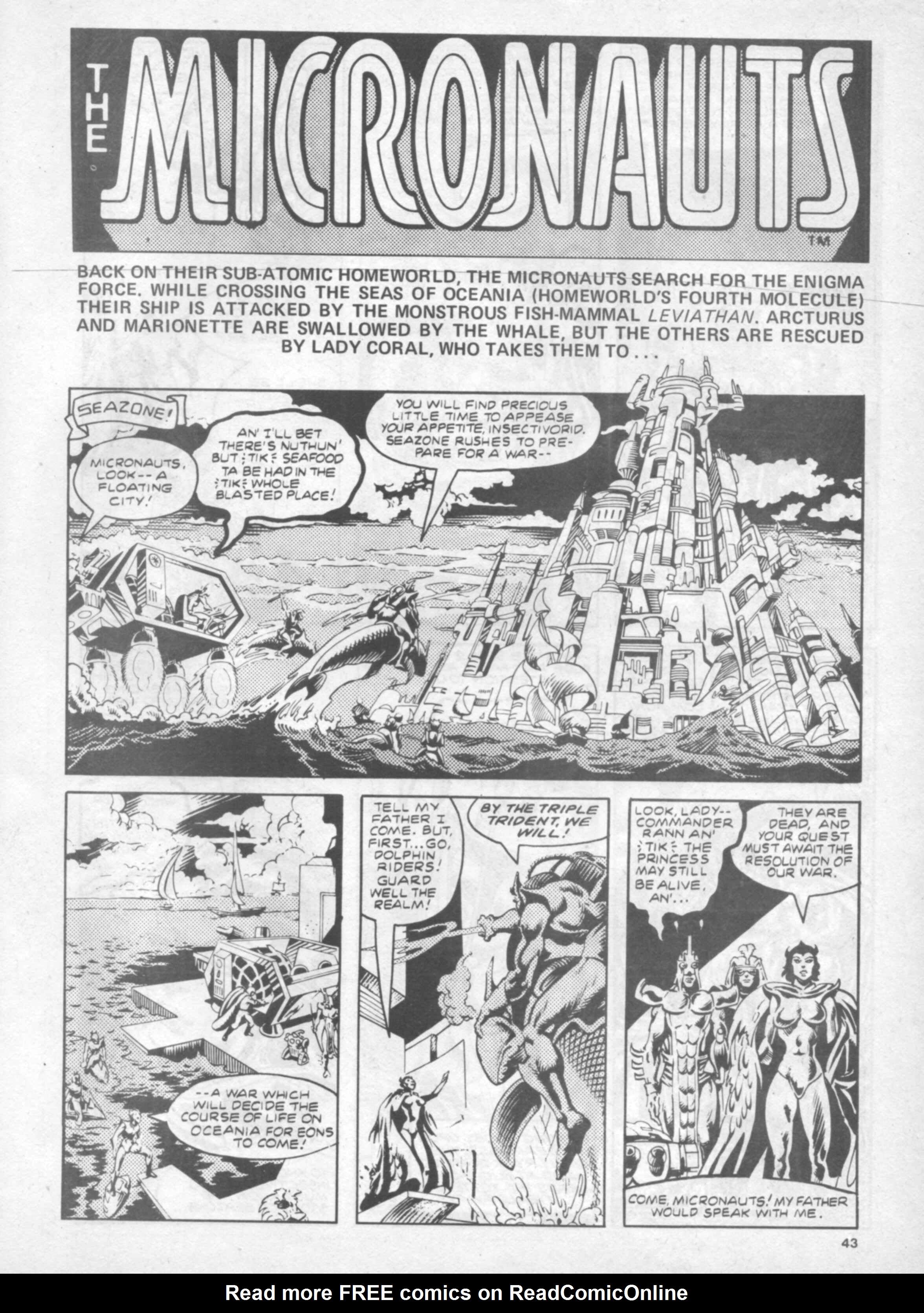 Read online Future Tense comic -  Issue #37 - 43