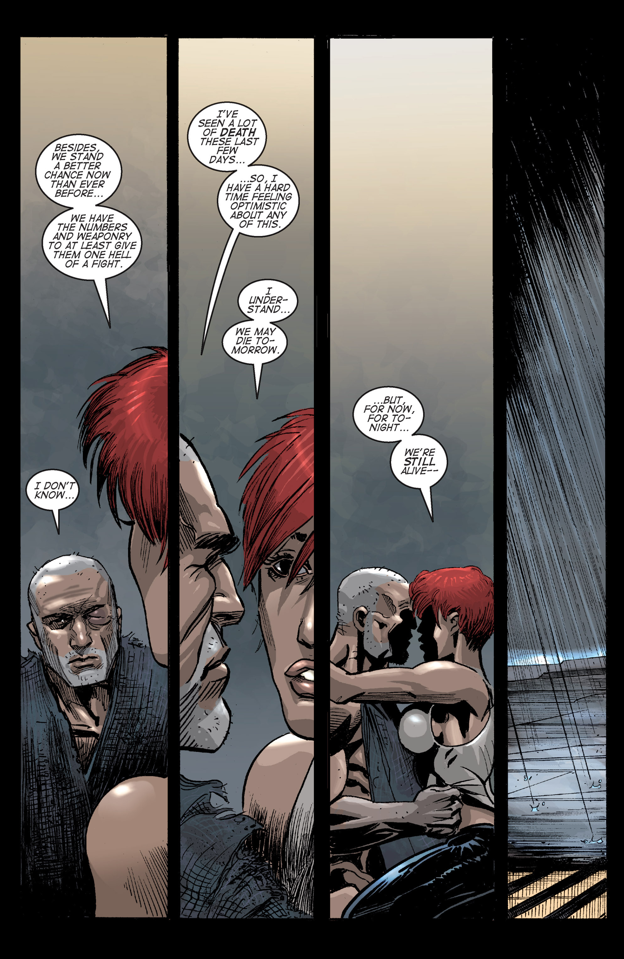 Read online Planetoid comic -  Issue # TPB - 137