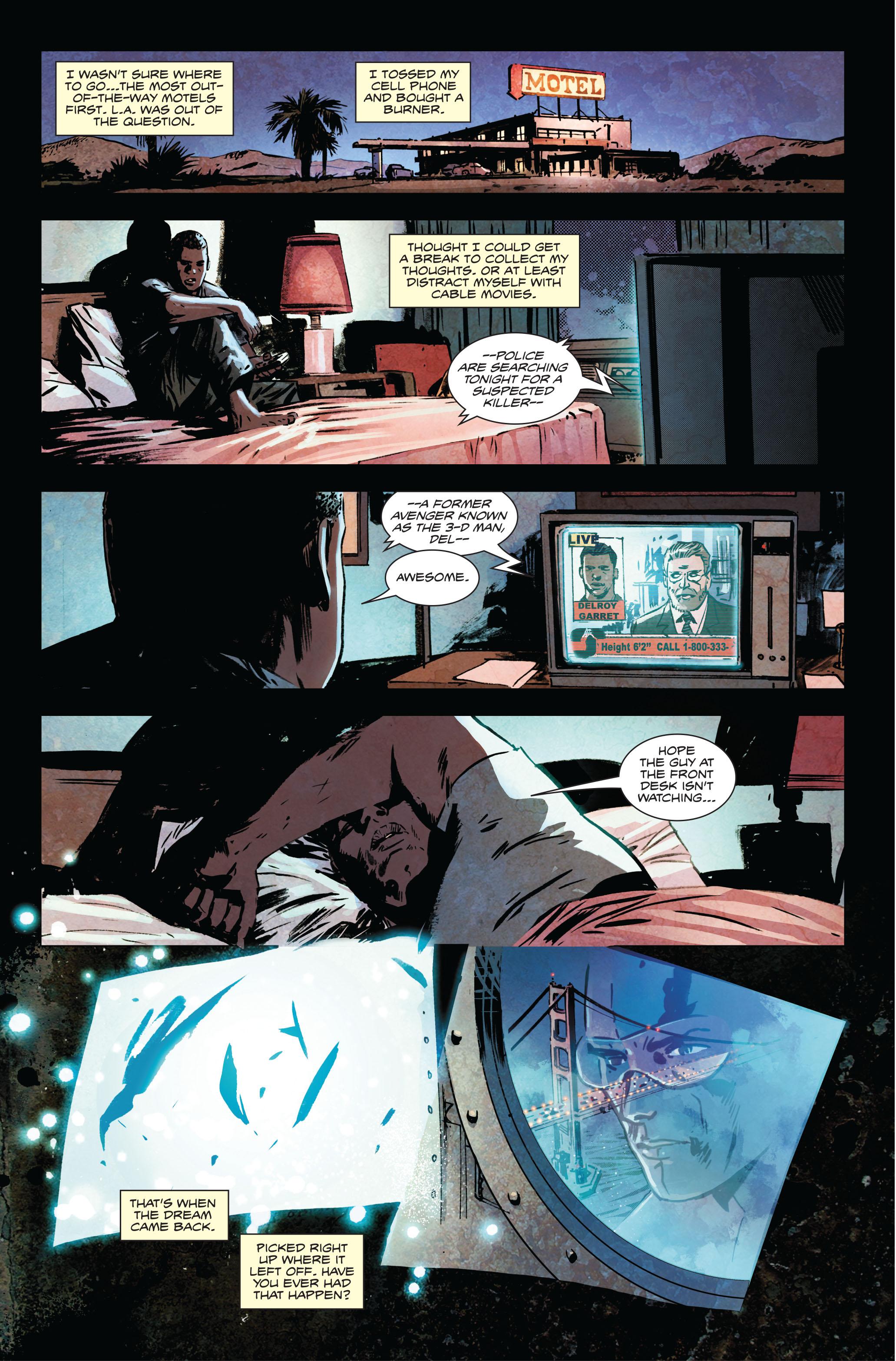 Read online Atlas comic -  Issue #1 - 15