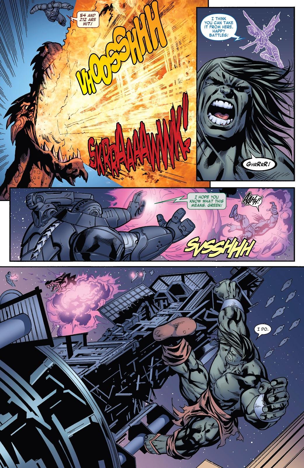 Dark Avengers (2012) Issue #185 #11 - English 16