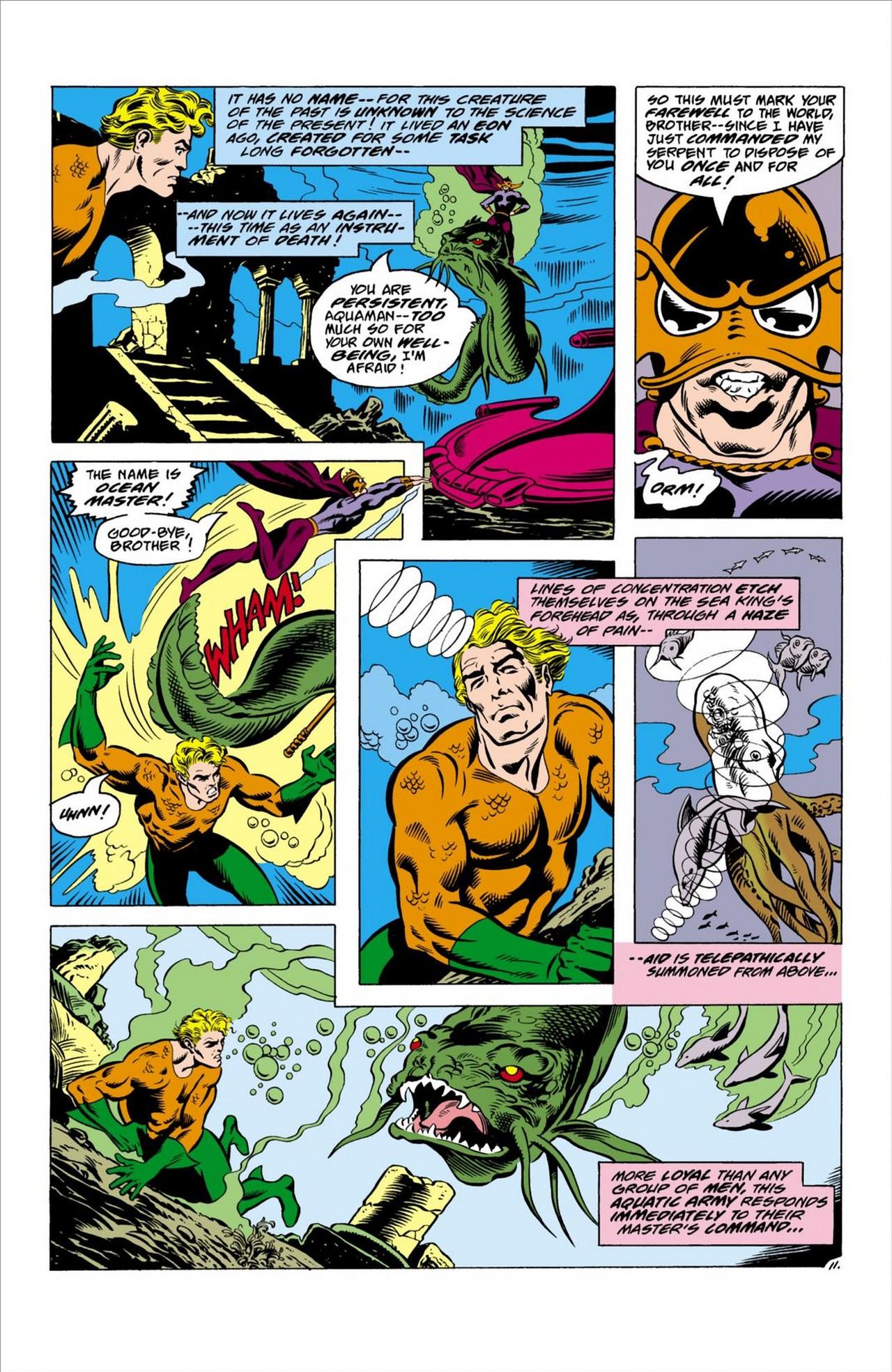 Read online Aquaman (1962) comic -  Issue #63 - 12