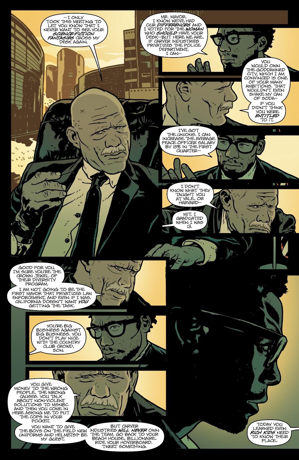 Read online Vindication comic -  Issue #1 - 28