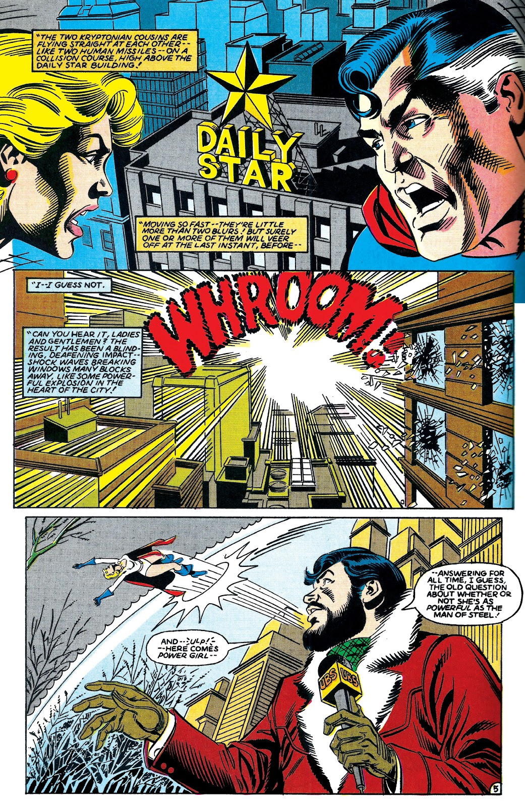 Infinity Inc. (1984) issue 7 - Page 5