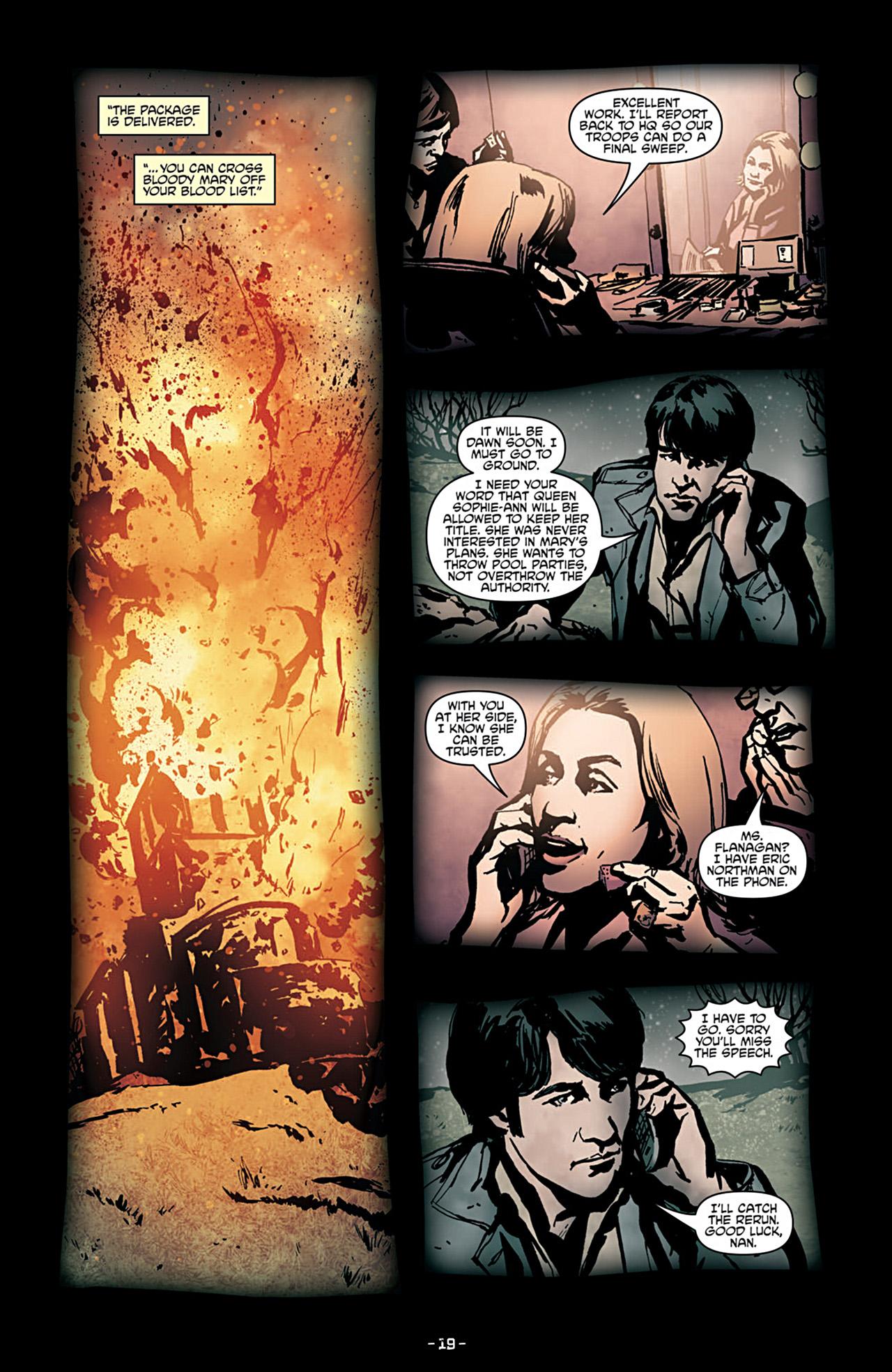 Read online True Blood (2012) comic -  Issue #3 - 21