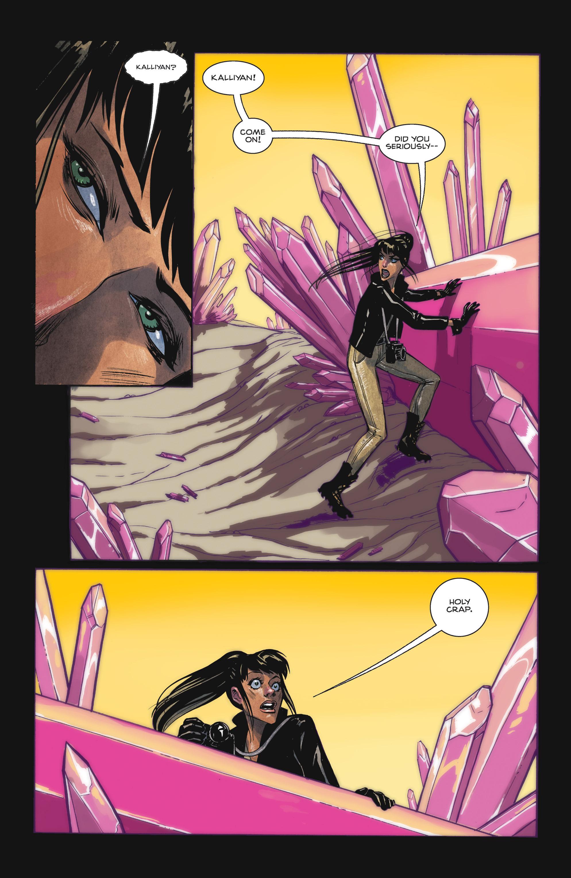 Read online Shutter comic -  Issue #10 - 12