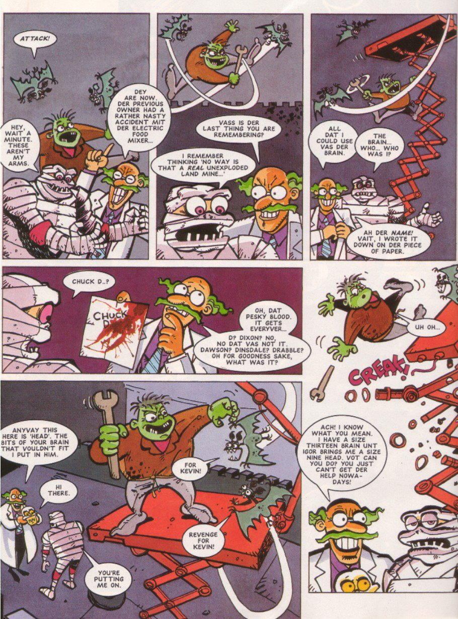 Read online Sonic the Comic comic -  Issue #10 - 28