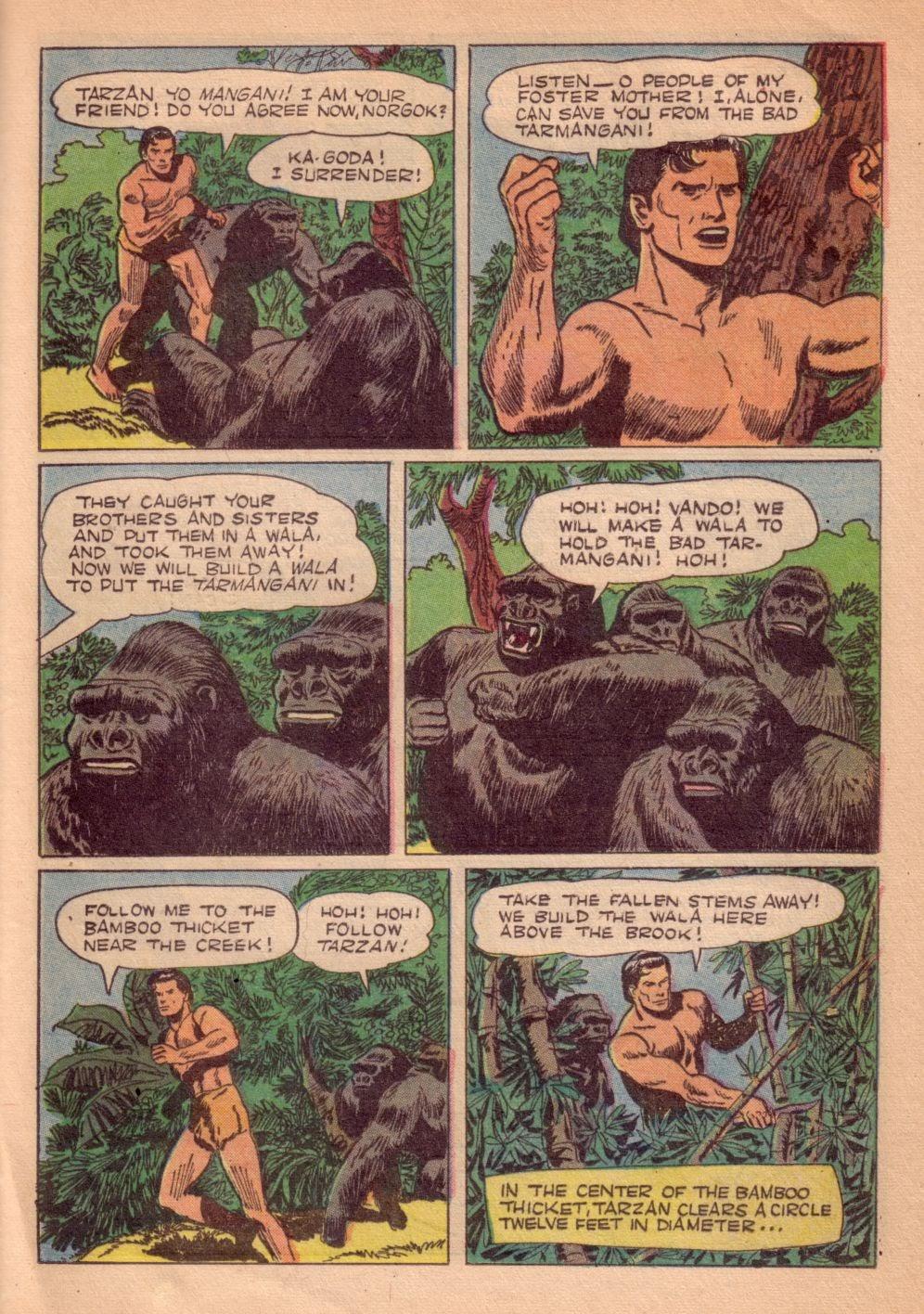 Tarzan (1948) issue 55 - Page 33