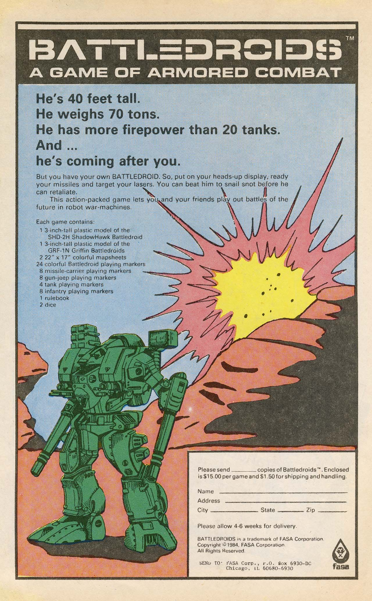 Read online Ambush Bug comic -  Issue #2 - 24