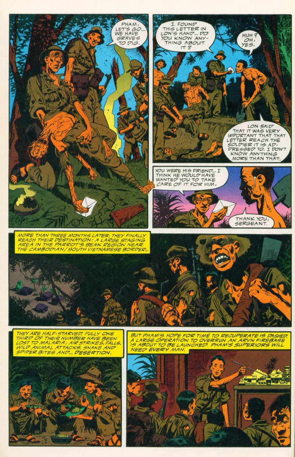 The Nam #84 #84 - English 9