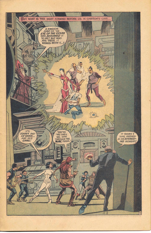 Read online Wonder Woman (1942) comic -  Issue #202 - 18