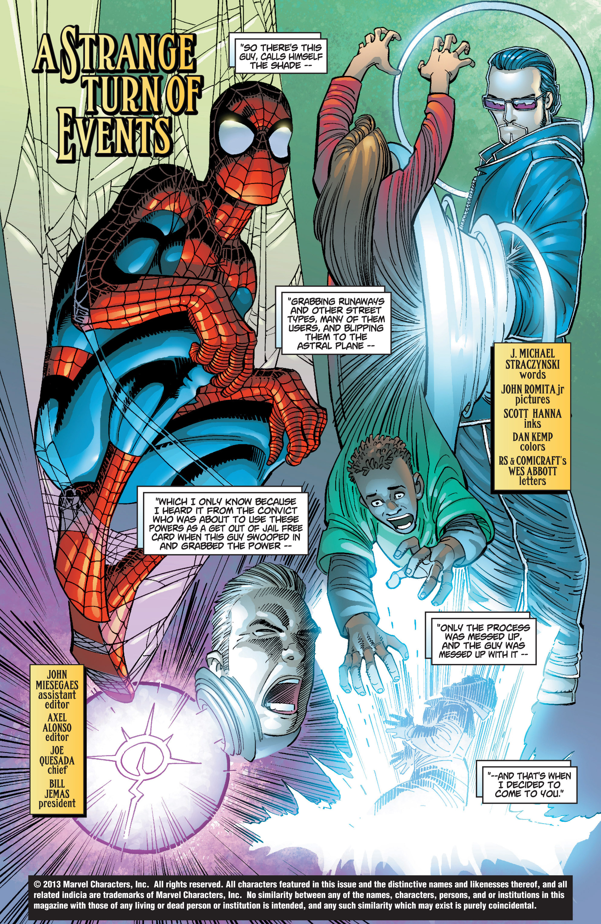 The Amazing Spider-Man (1999) 42 Page 1