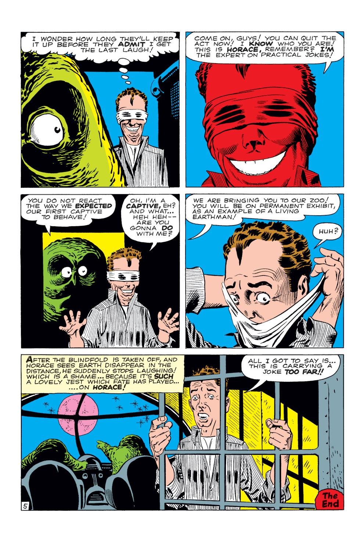 Read online Amazing Adventures (1961) comic -  Issue #5 - 26