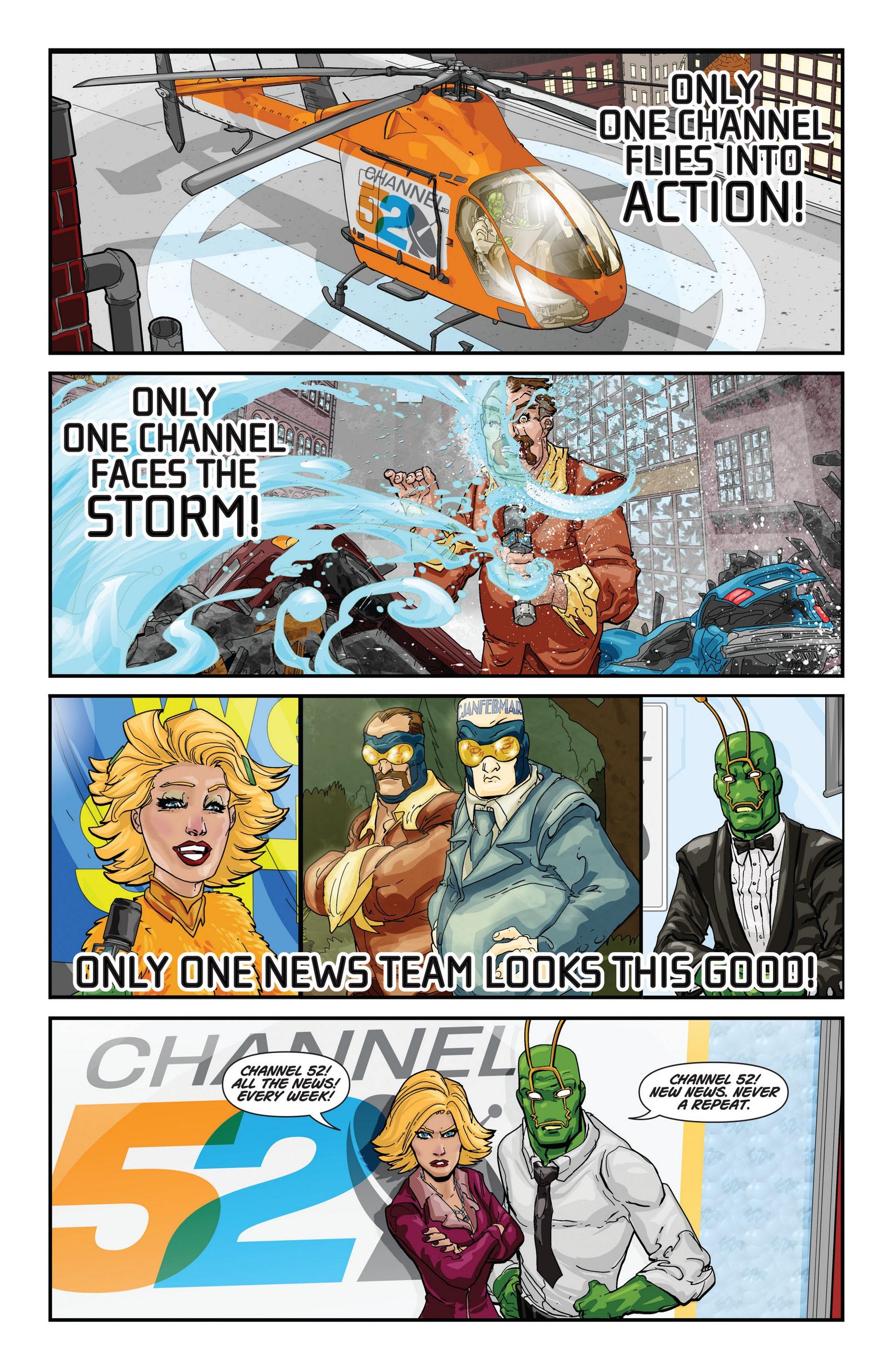 Read online Trinity of Sin: The Phantom Stranger comic -  Issue #11 - 24