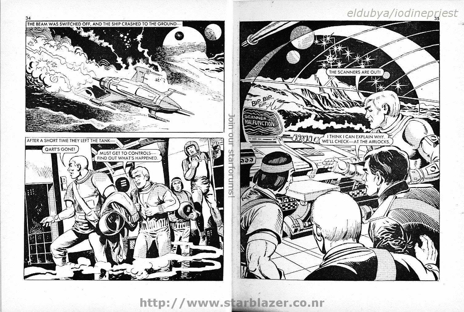 Starblazer issue 101 - Page 19