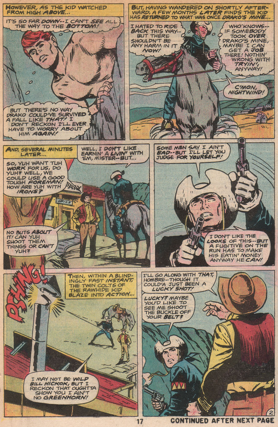 The Rawhide Kid (1955) issue 133 - Page 19