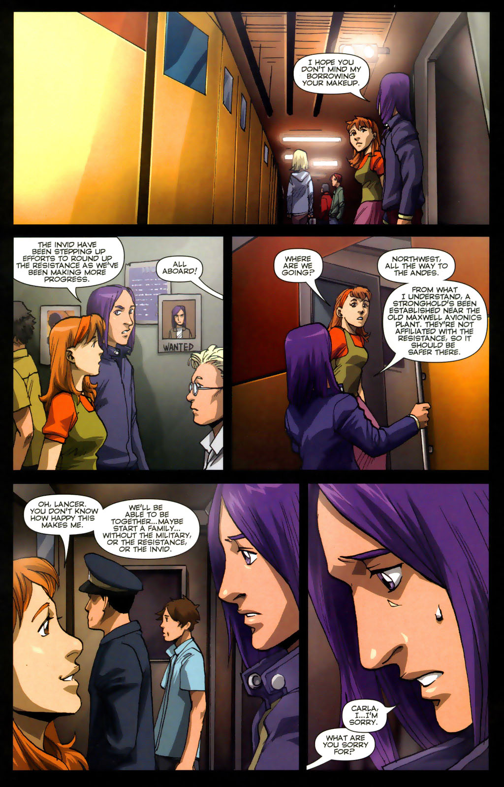 Read online Robotech: Invasion comic -  Issue #5 - 11
