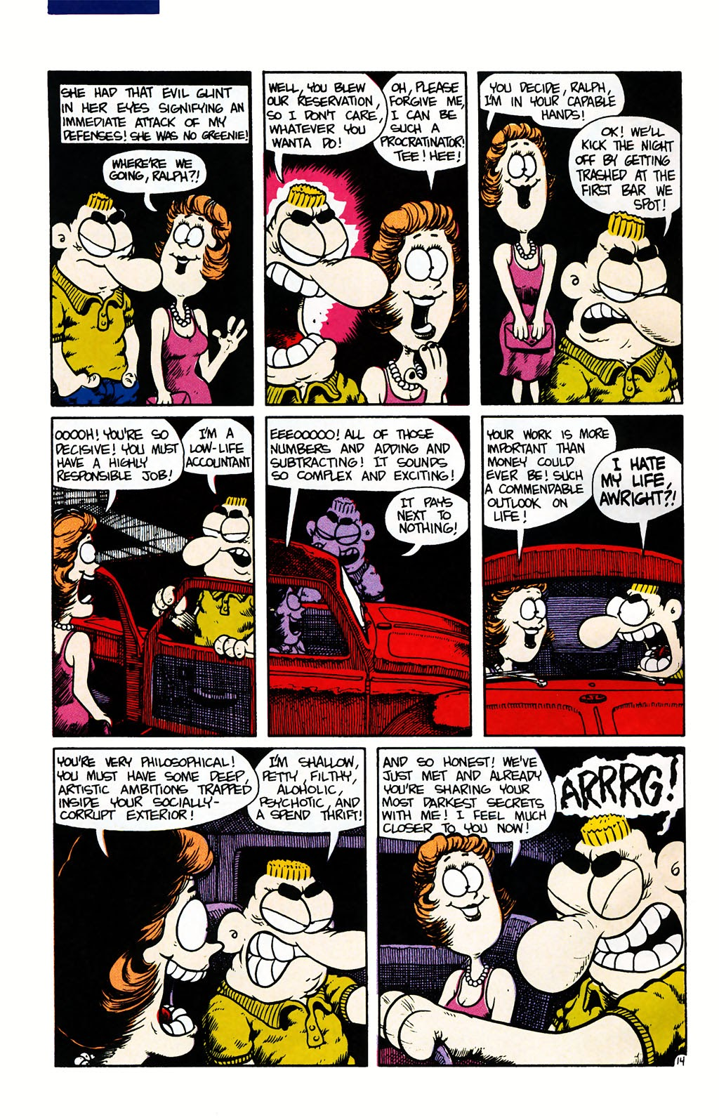 Ralph Snart Adventures (1988) issue 7 - Page 15