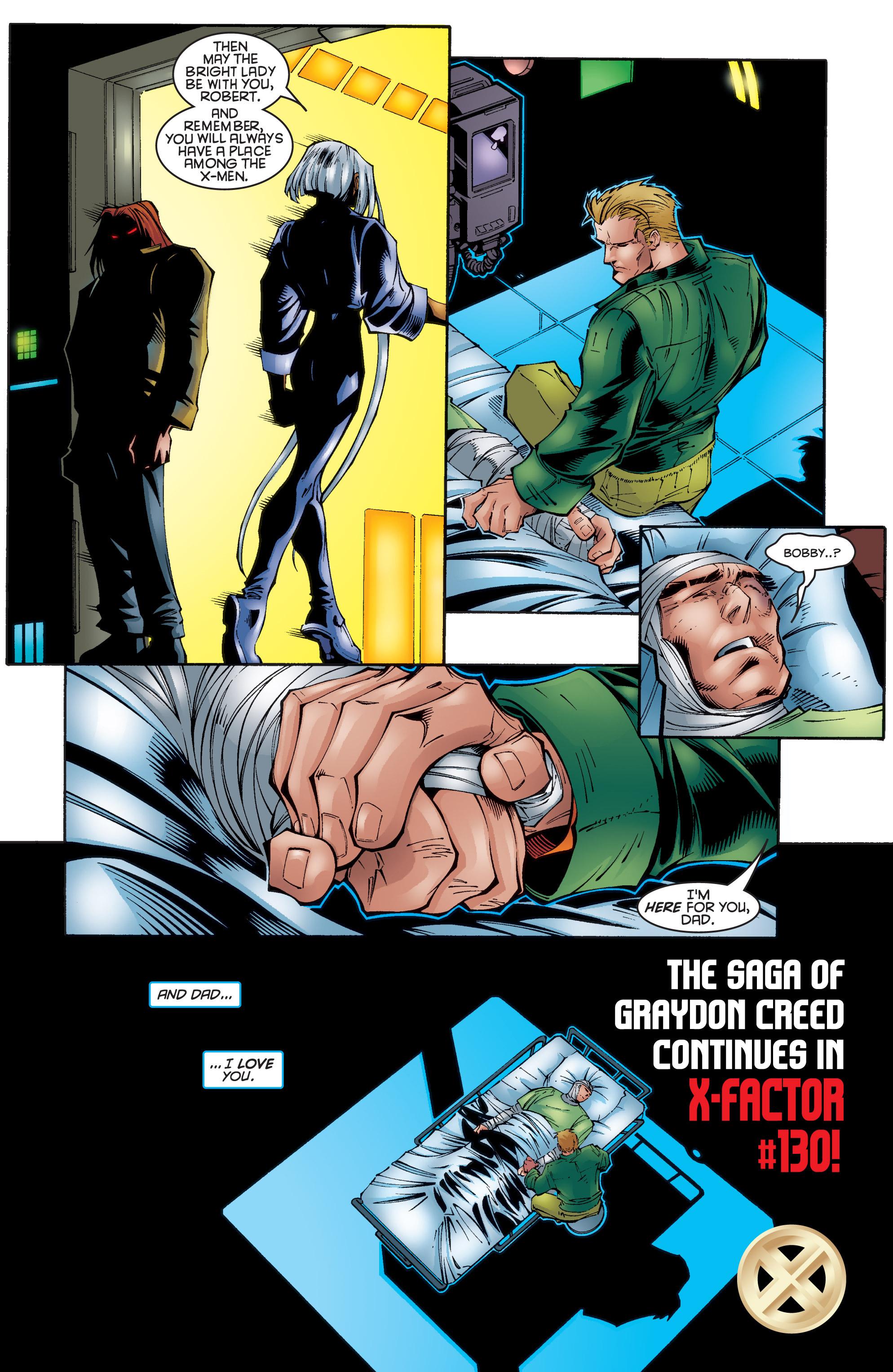 Read online Uncanny X-Men (1963) comic -  Issue #340 - 23