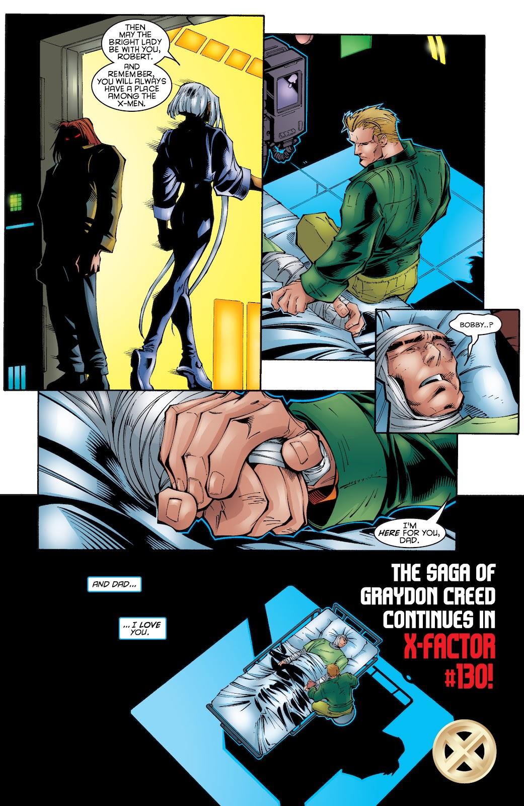 Uncanny X-Men (1963) issue 340 - Page 23