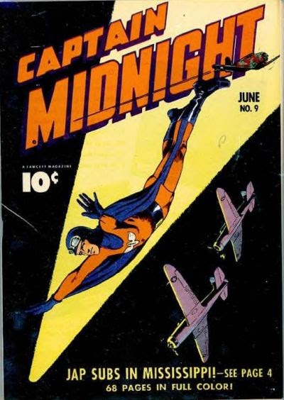Captain Midnight (1942) 9 Page 1