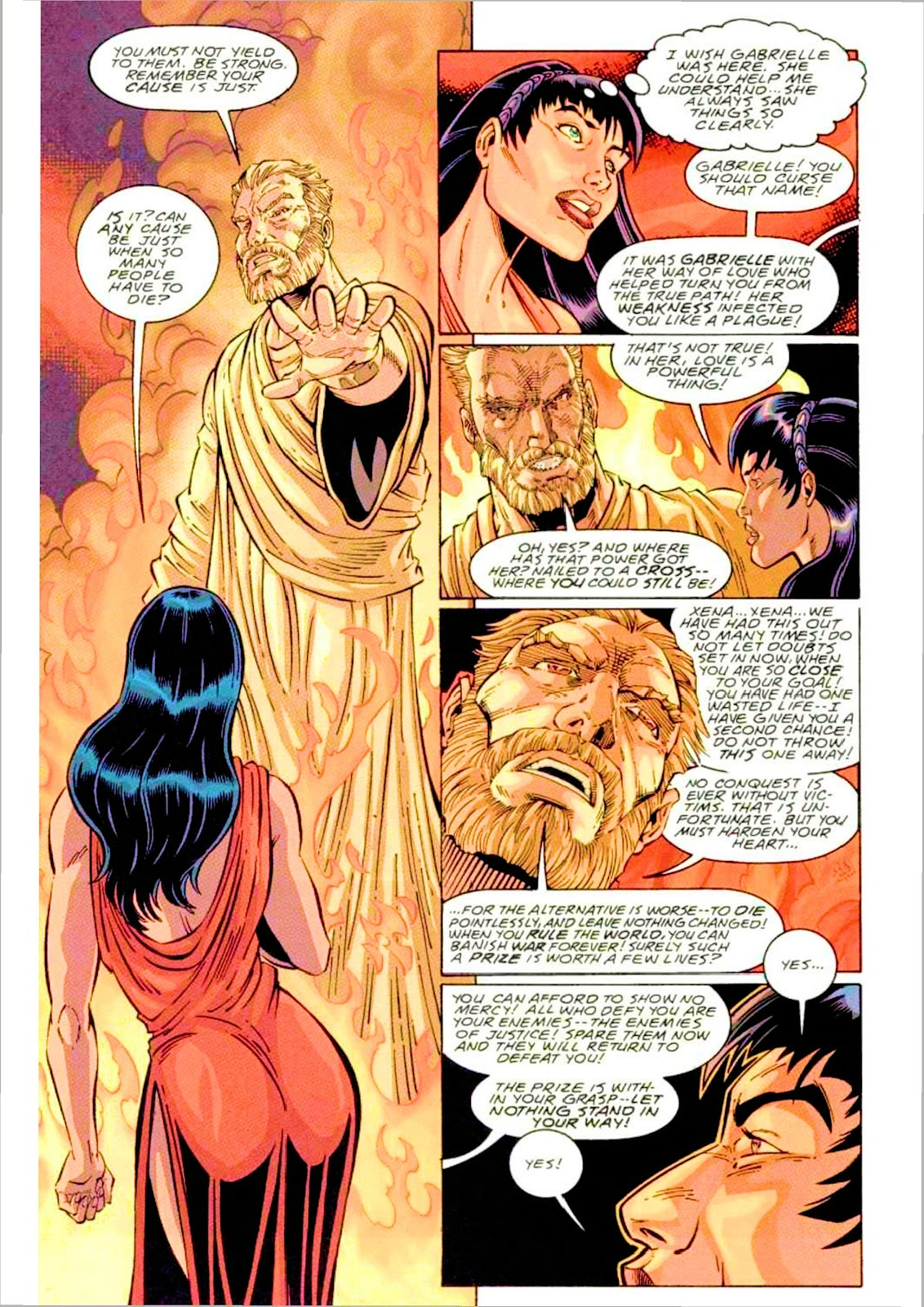 Xena: Warrior Princess (1999) Issue #2 #2 - English 14