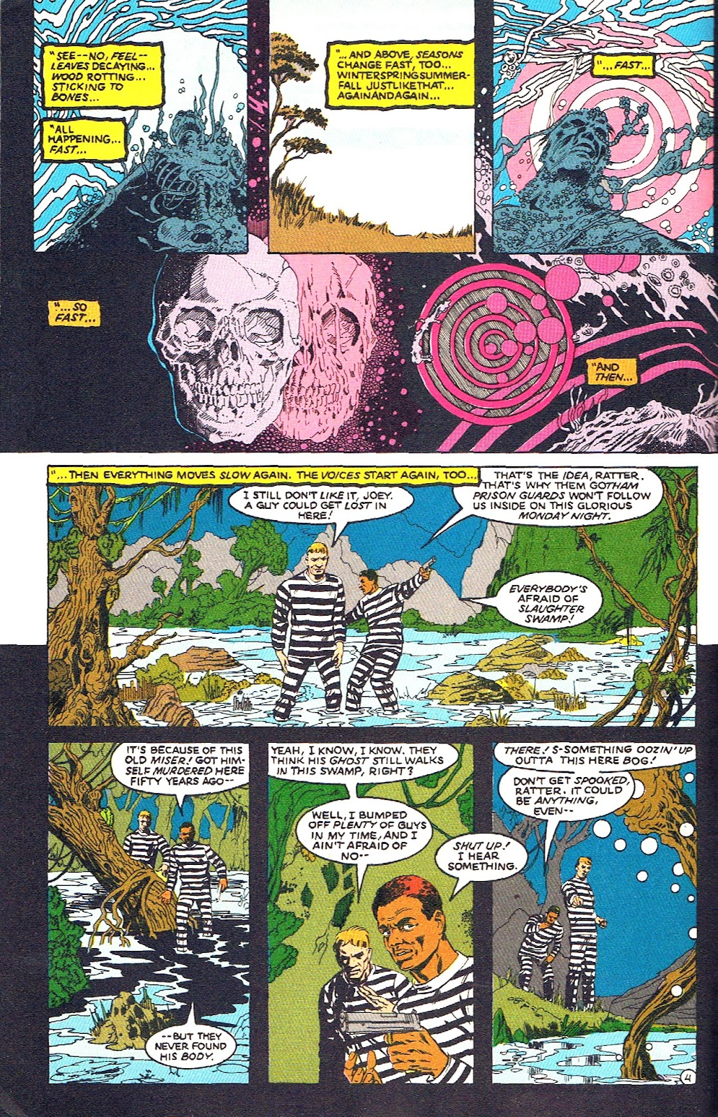 Infinity Inc. (1984) issue 39 - Page 6
