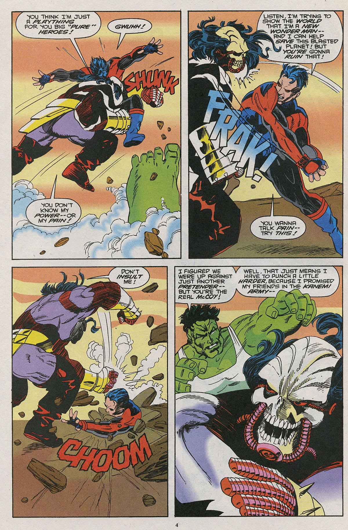 Read online Wonder Man (1991) comic -  Issue #27 - 5