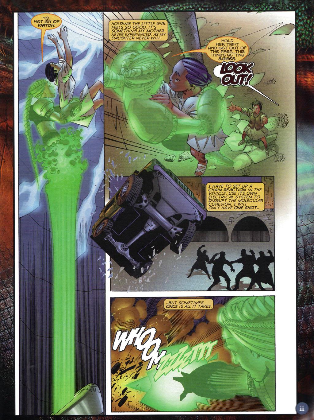 Read online Turok 2: Adon's Curse comic -  Issue # Full - 12