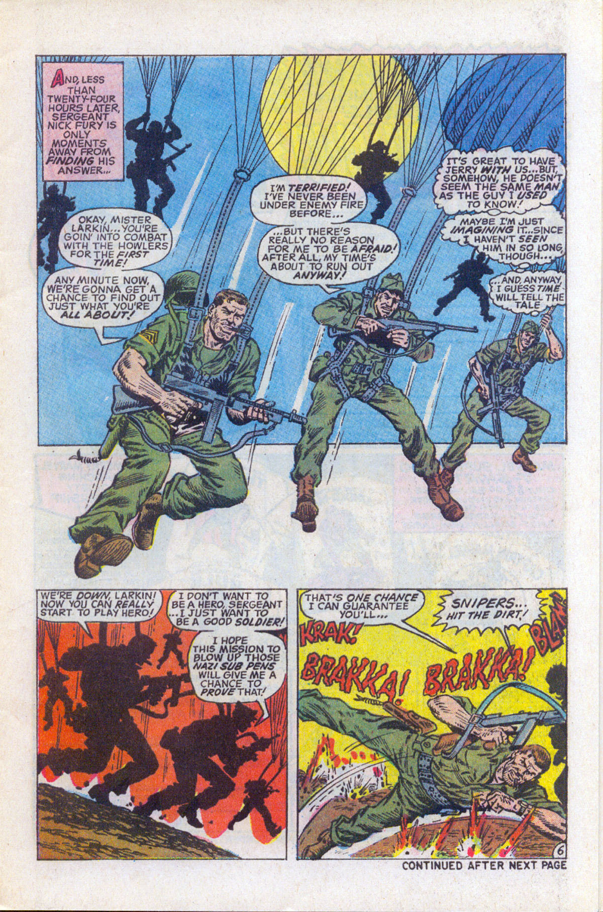 Read online Sgt. Fury comic -  Issue #63 - 9