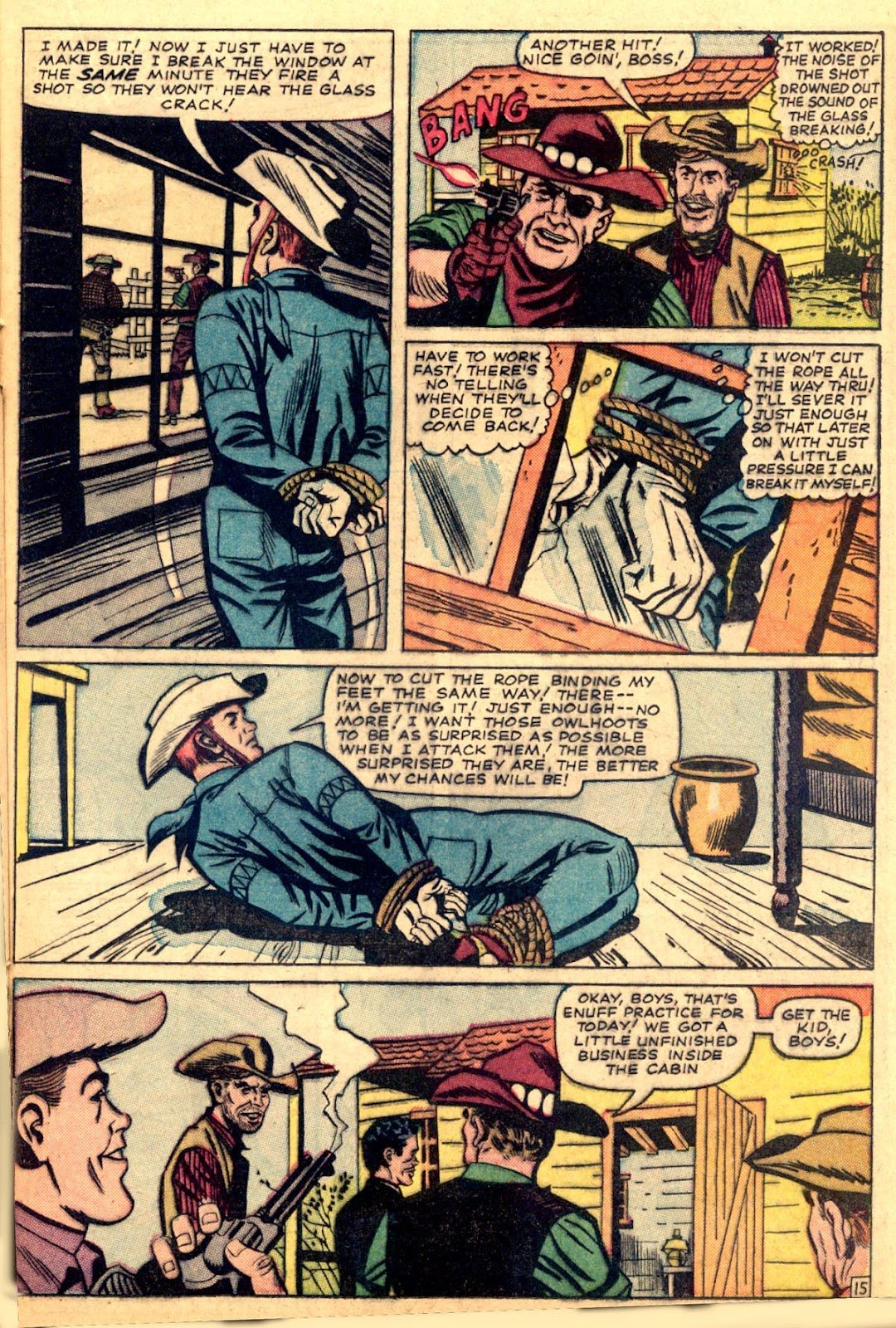 The Rawhide Kid (1955) issue 43 - Page 21