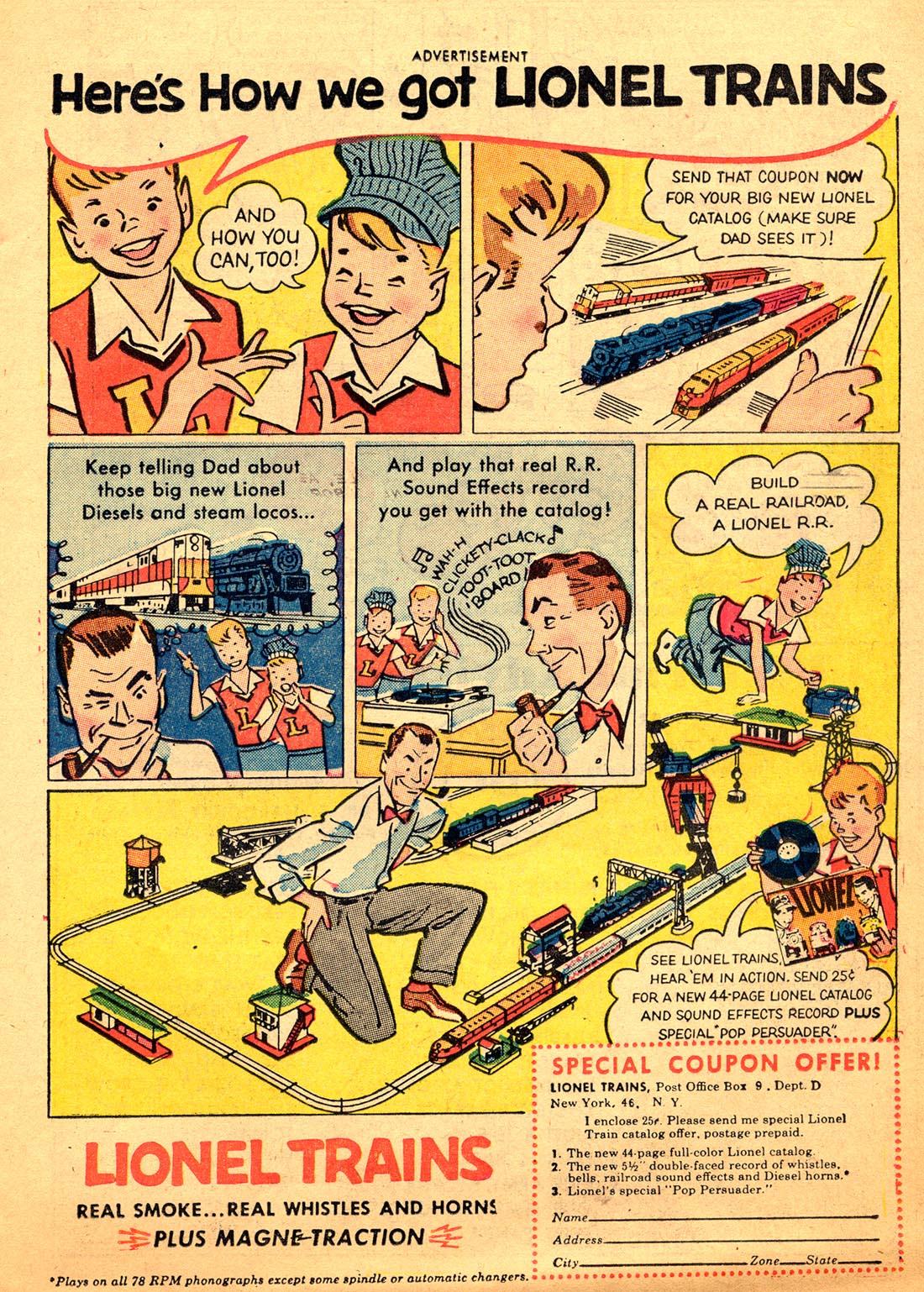 Read online Adventure Comics (1938) comic -  Issue #206 - 15