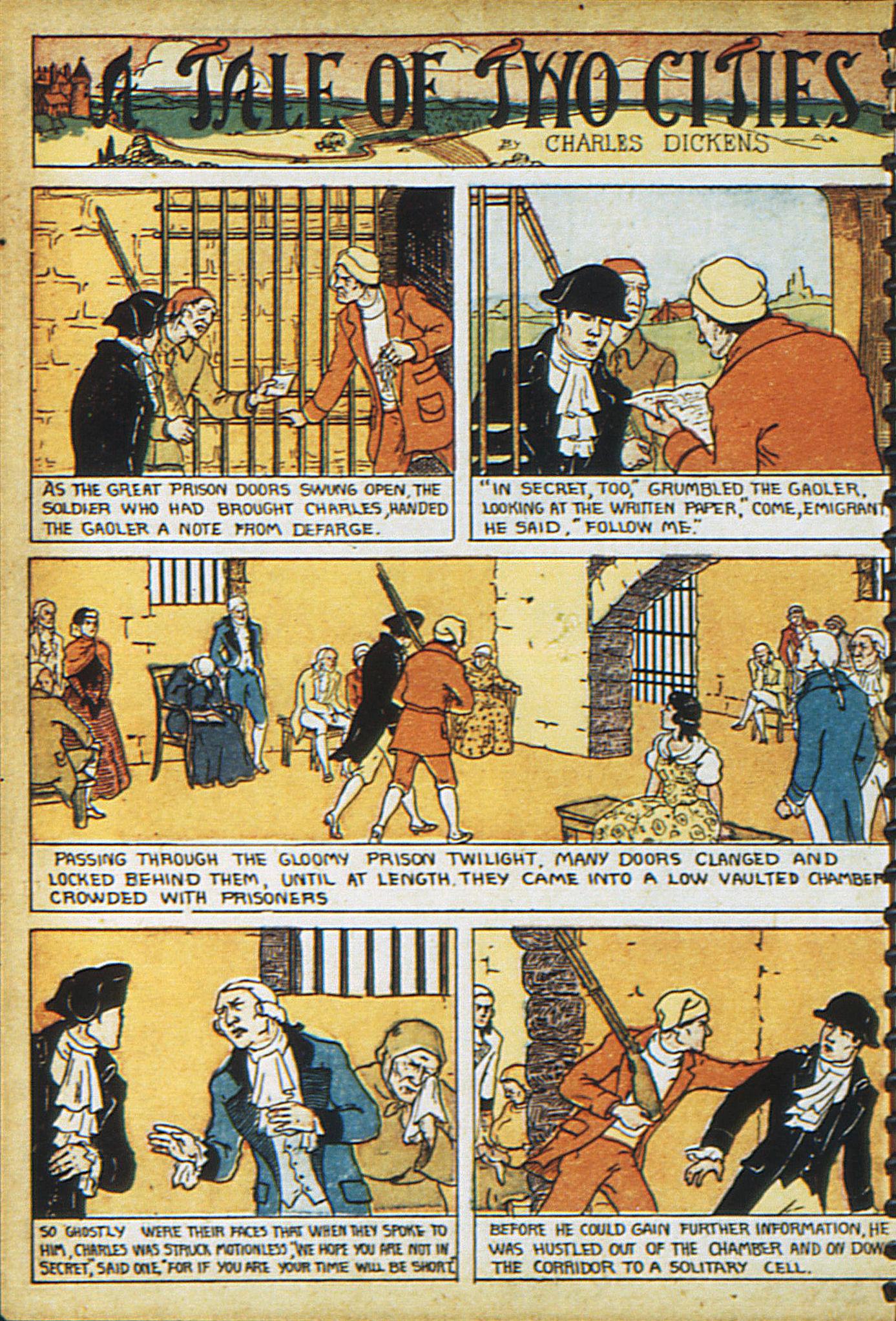 Read online Adventure Comics (1938) comic -  Issue #17 - 43