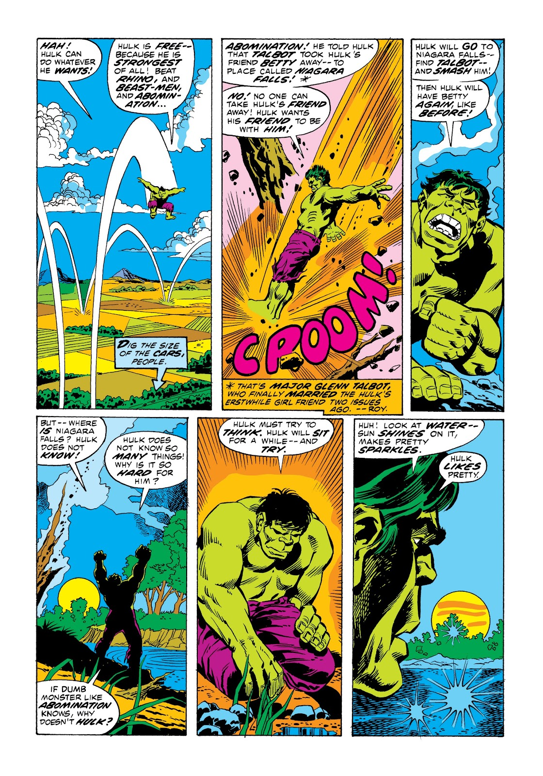 Read online Marvel Masterworks: The Incredible Hulk comic -  Issue # TPB 9 (Part 1) - 74