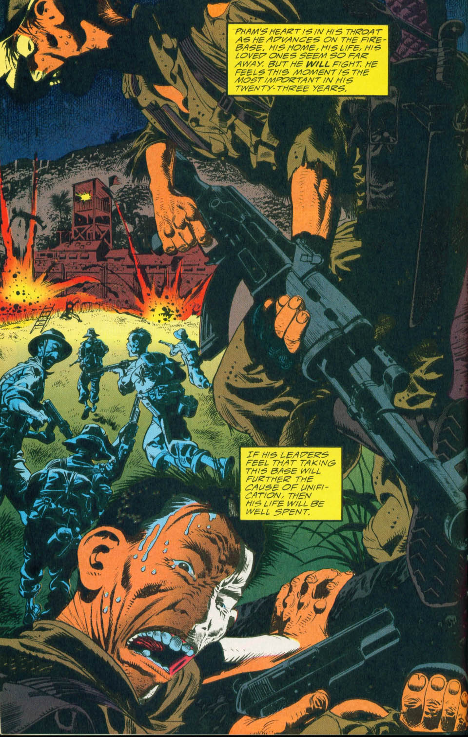 The Nam #84 #84 - English 11