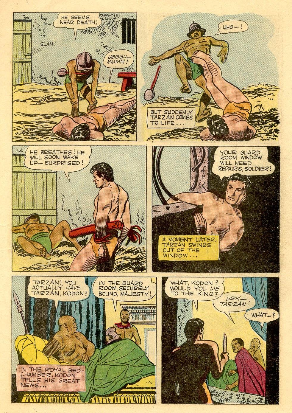 Tarzan (1948) issue 62 - Page 16
