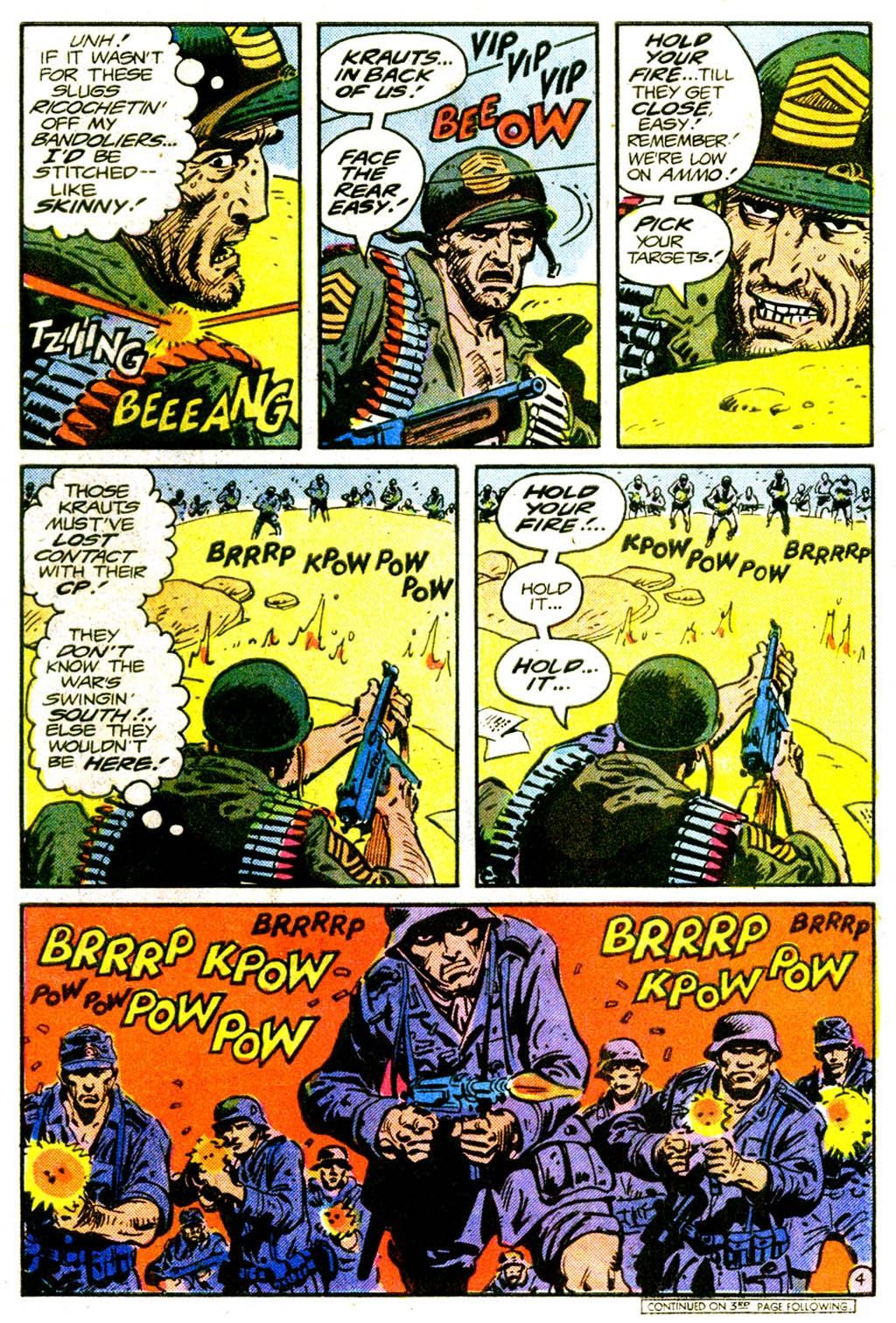 Read online Sgt. Rock comic -  Issue #370 - 6