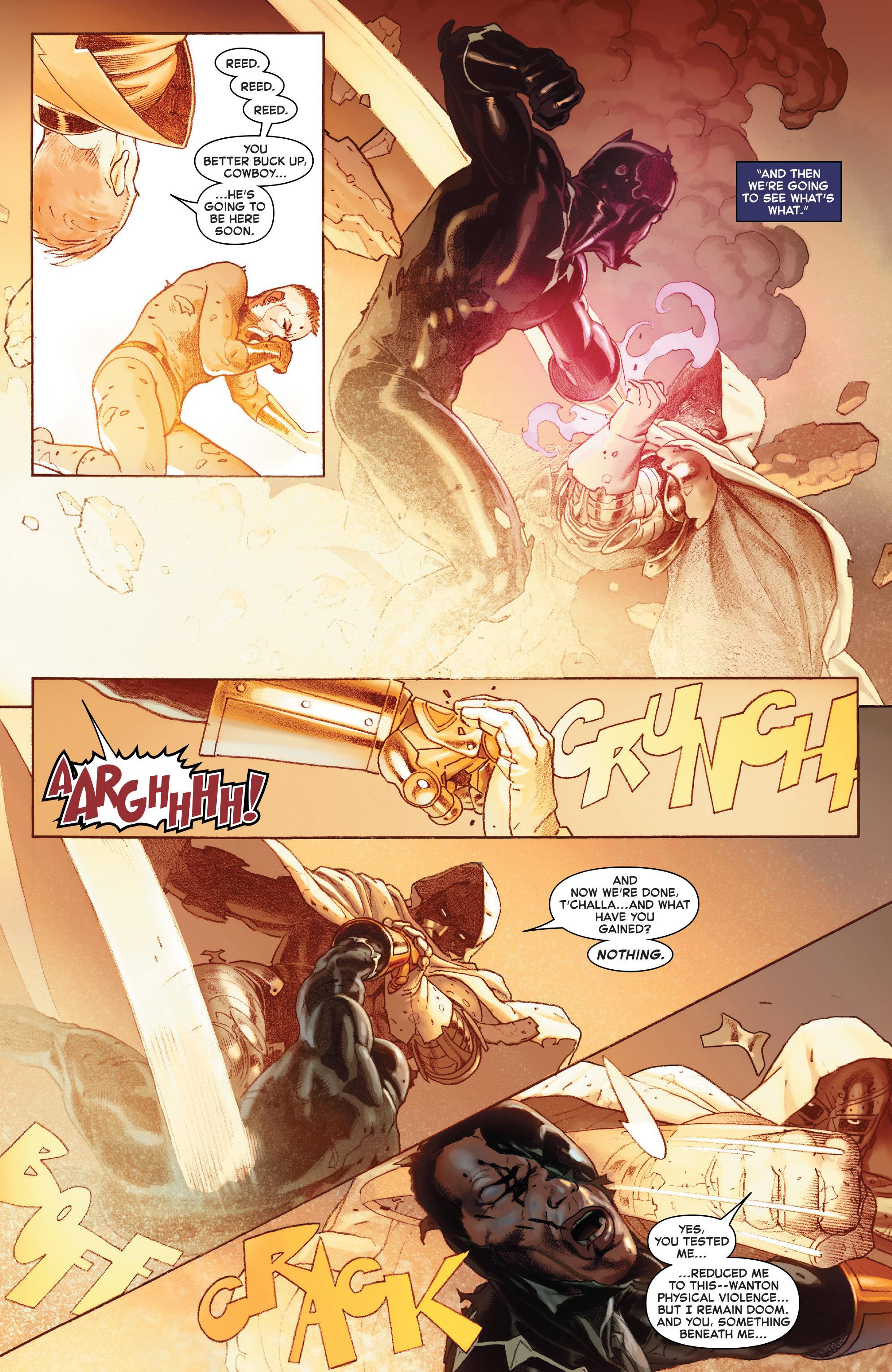 Read online Secret Wars comic -  Issue #9 - 13