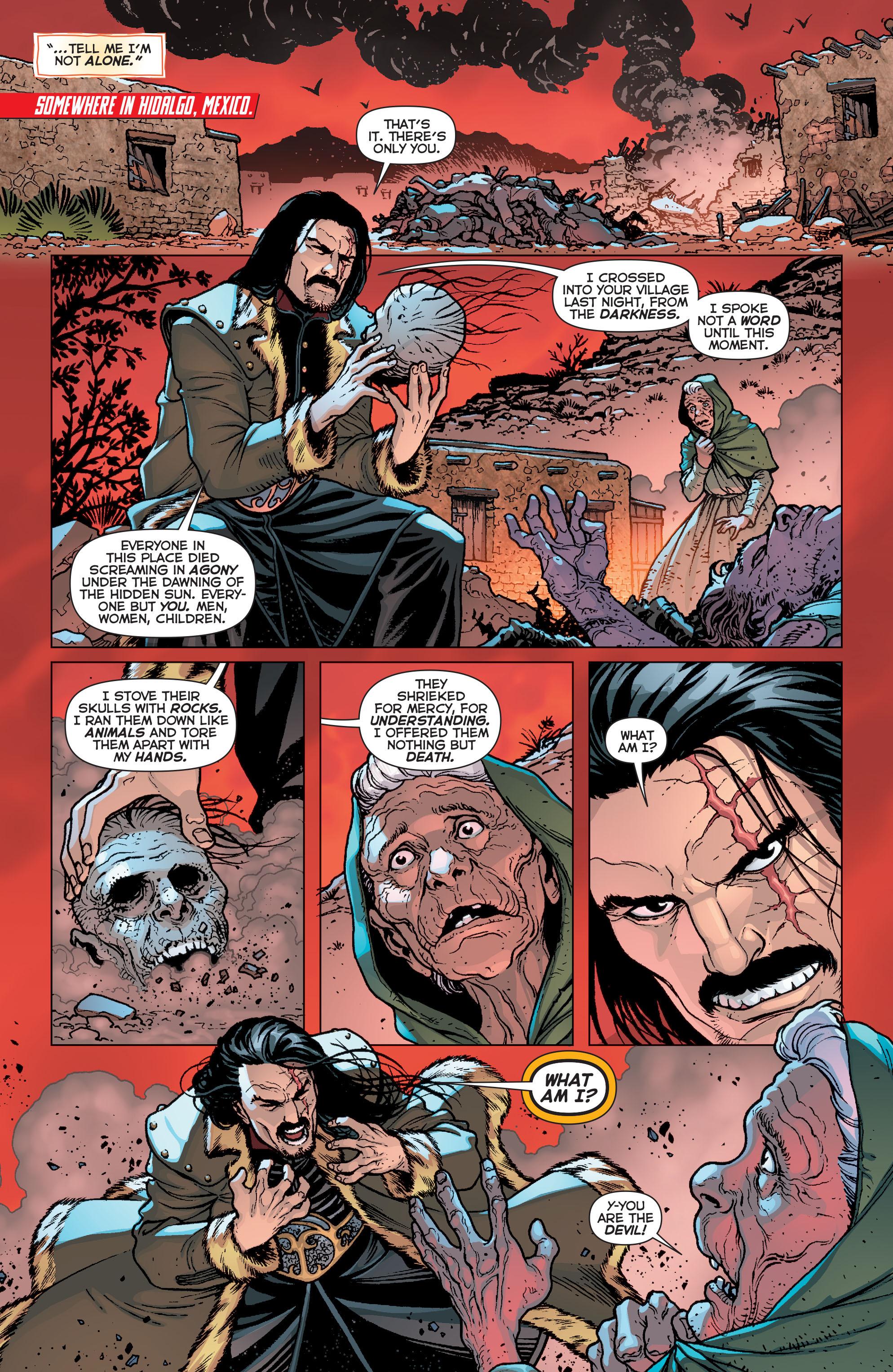 Read online Trinity of Sin: Pandora comic -  Issue #4 - 11