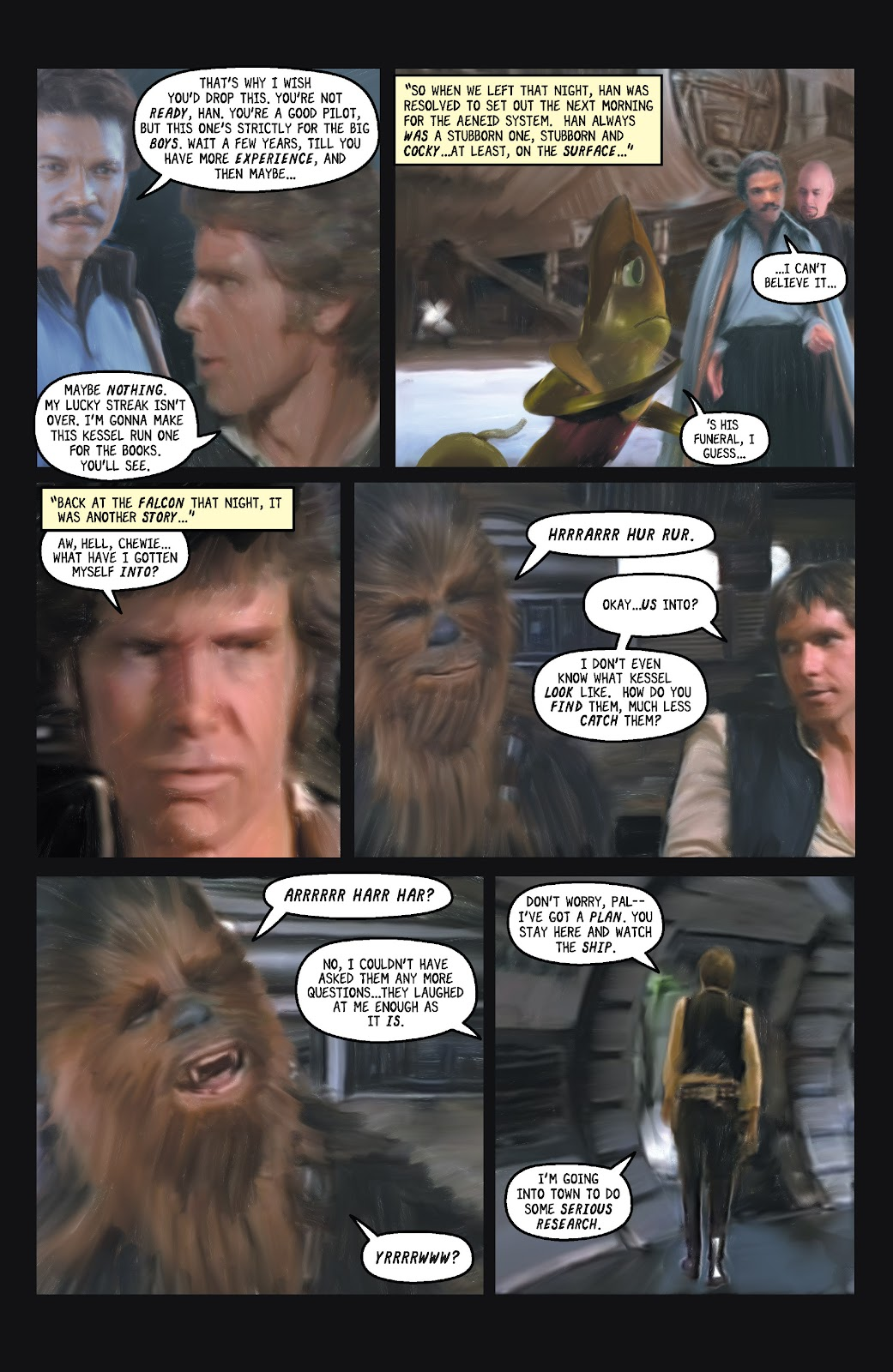 Read online Star Wars Legends Epic Collection: The Empire comic -  Issue # TPB 5 (Part 5) - 40