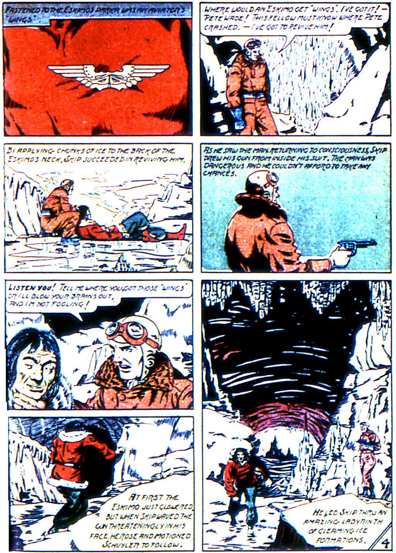 Read online Adventure Comics (1938) comic -  Issue #45 - 47