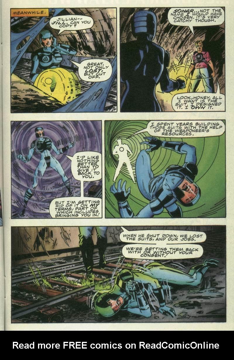 Read online Secret Weapons comic -  Issue #15 - 7