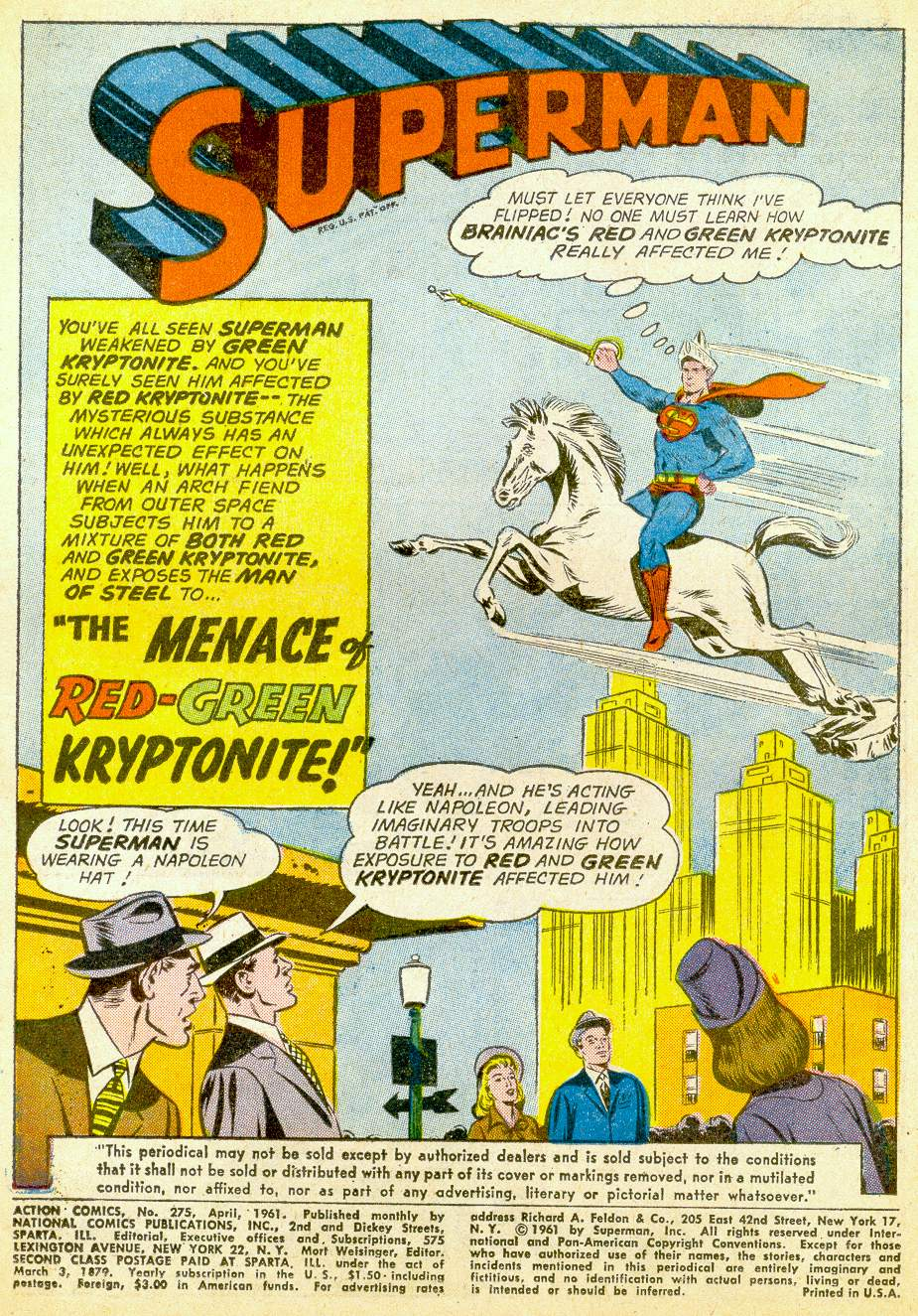 Action Comics (1938) 275 Page 2
