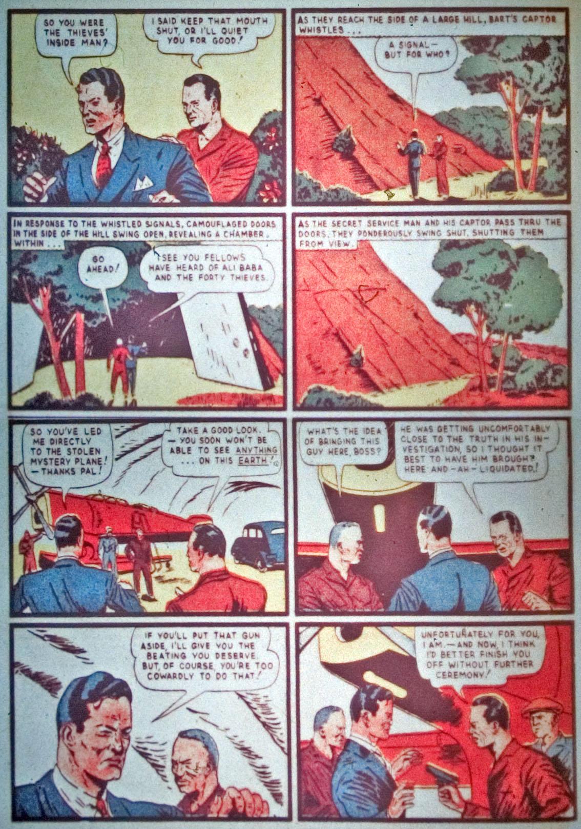 Read online Detective Comics (1937) comic -  Issue #31 - 26