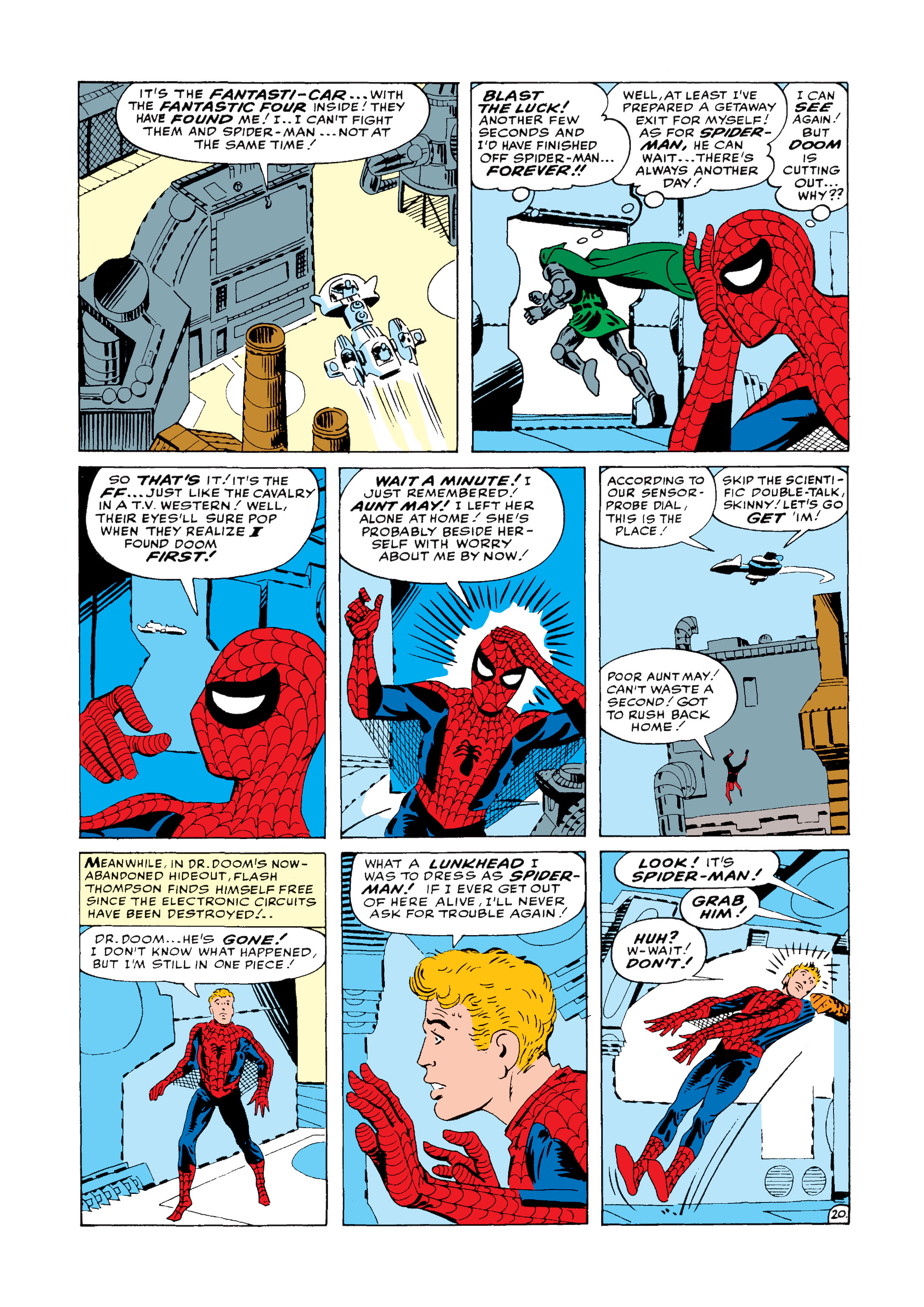 The Amazing Spider-Man (1963) 5 Page 20