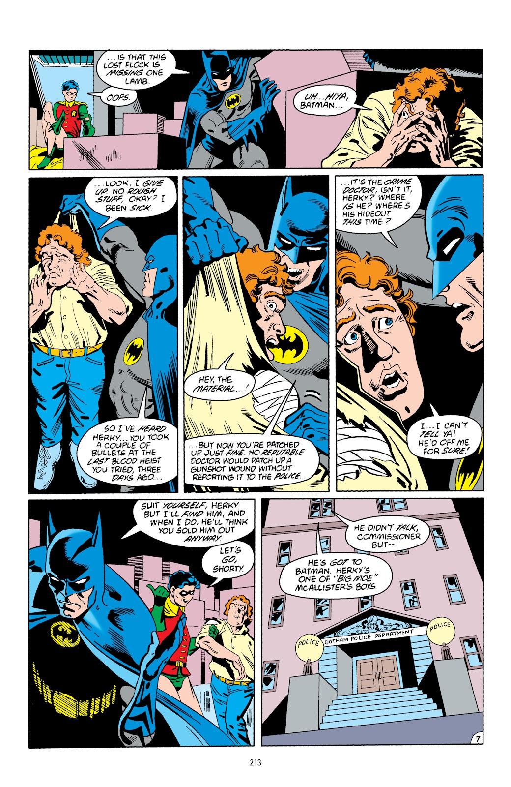 Read online Detective Comics (1937) comic -  Issue # _TPB Batman - The Dark Knight Detective 1 (Part 3) - 13