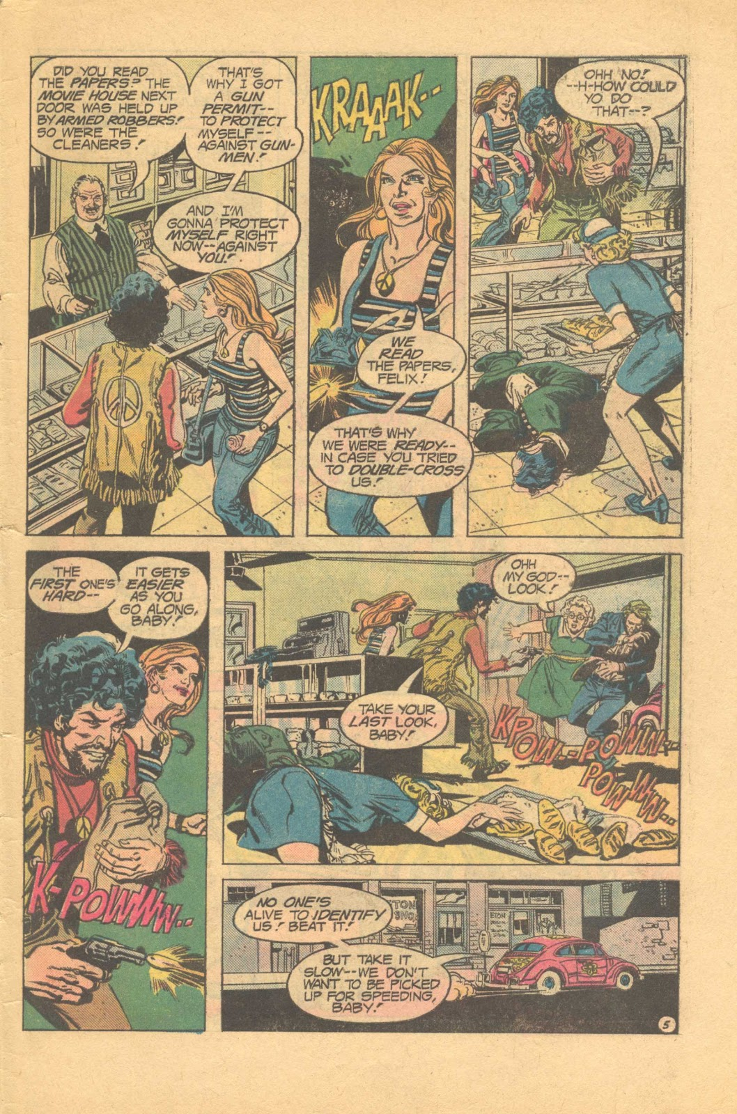 Weird Mystery Tales issue 20 - Page 26