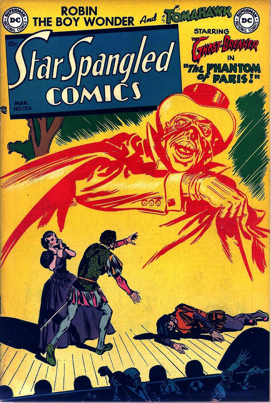 Star Spangled Comics (1941) 126 Page 1