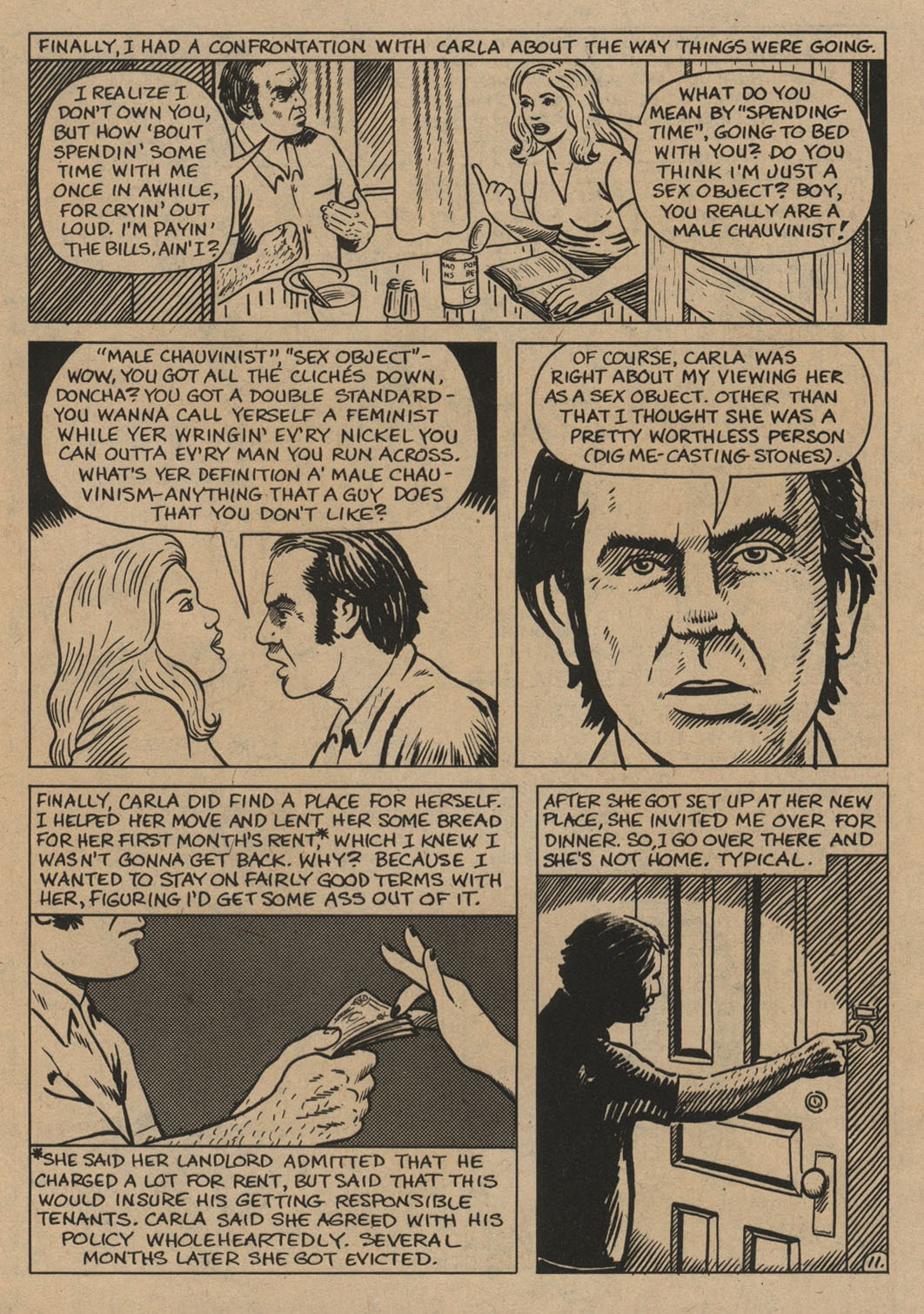 American Splendor (1976) issue 6 - Page 14