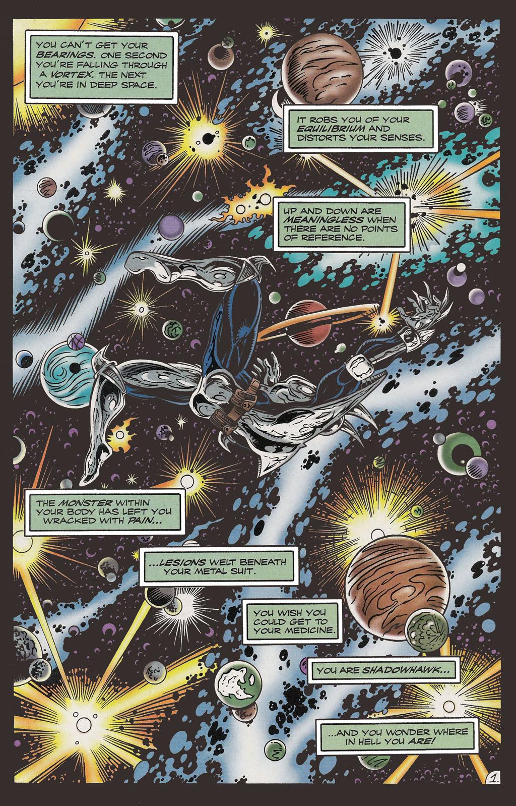 Read online ShadowHawk comic -  Issue #14 - 3