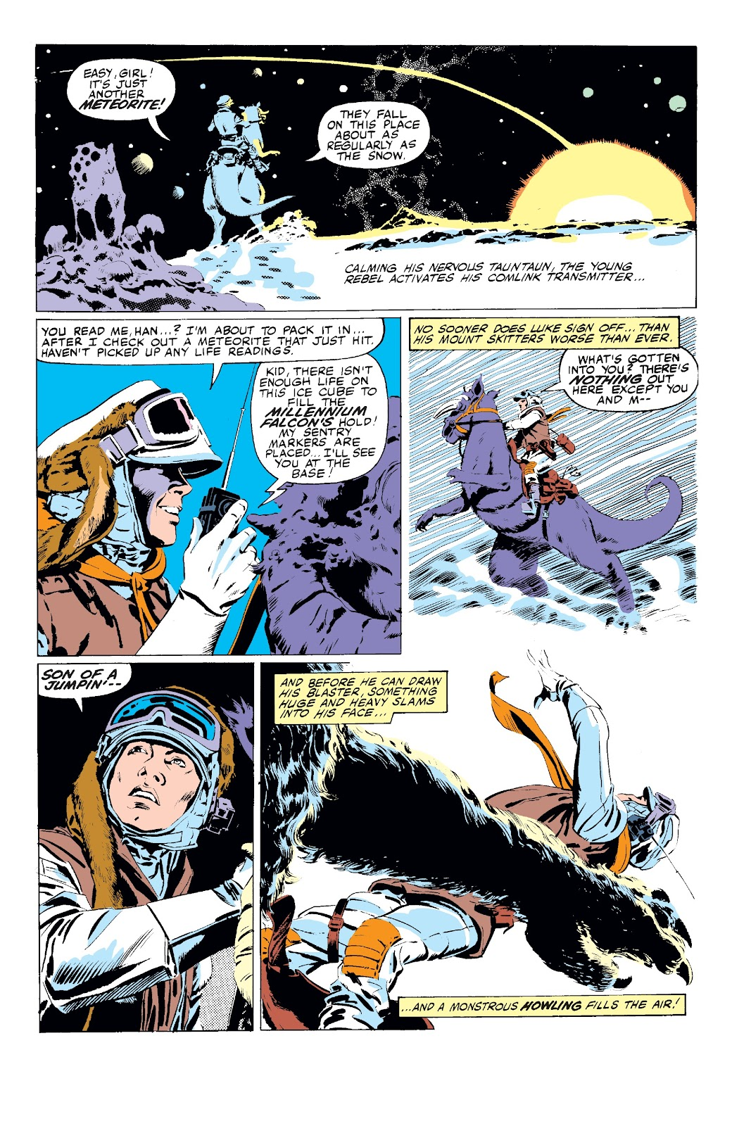 Read online Star Wars Legends: The Original Marvel Years - Epic Collection comic -  Issue # TPB 3 (Part 1) - 9